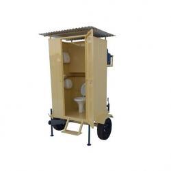 Banheiro rural