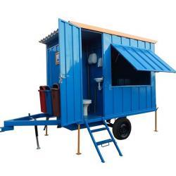 Carreta refeitório móvel